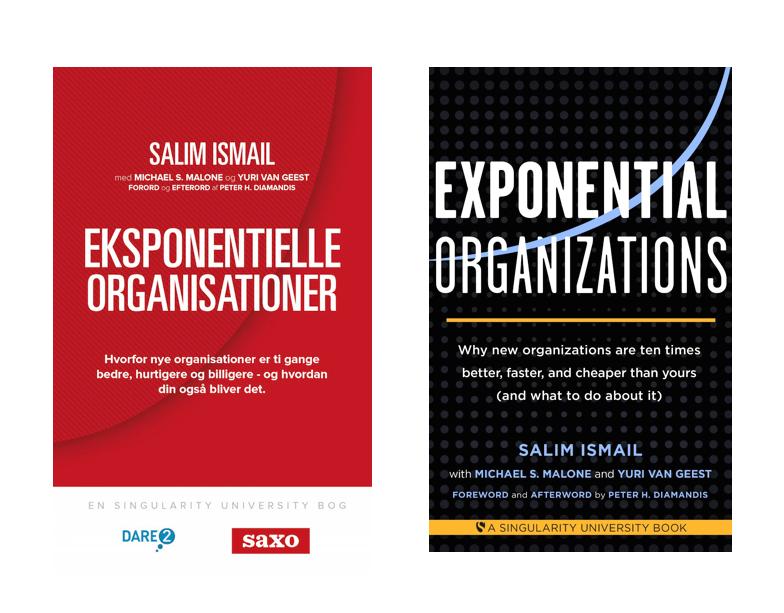 Singularity University's Salim Ismail On Denmark And Exponential Organizations